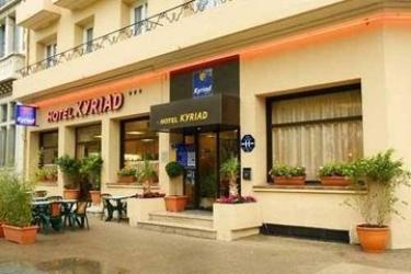 Best Western Plus Hotel Windsor, Perpignan: Außen PERPIGNAN
