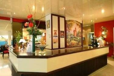 Best Western Plus Hotel Windsor, Perpignan: Lobby PERPIGNAN