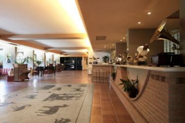 Hotel Gio' Wine E Jazz Area: Lobby PERUGIA