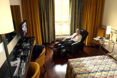 Hotel Gio' Wine E Jazz Area: Guest Room PERUGIA