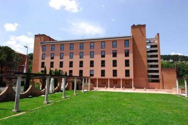 Hotel Gio' Wine E Jazz Area: Außen PERUGIA