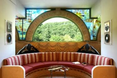 Hotel Gio' Wine E Jazz Area: Lounge Bar PERUGIA