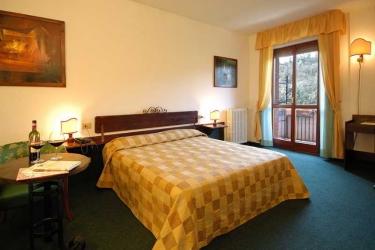 Hotel Gio' Wine E Jazz Area: Schlafzimmer PERUGIA