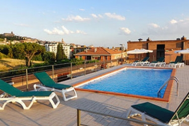 Hotel Gio' Wine E Jazz Area: Outdoor Swimmingpool PERUGIA
