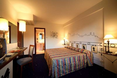 Hotel Gio' Wine E Jazz Area: Room - Double PERUGIA