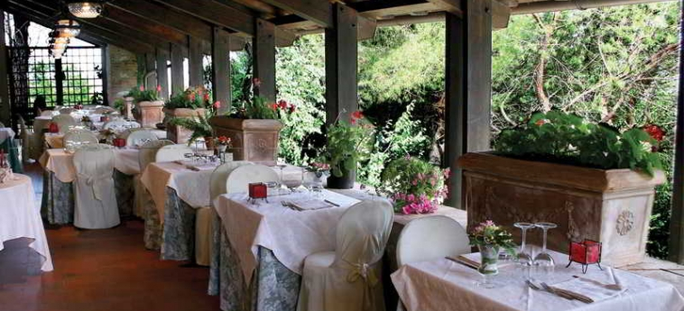 Hotel Bluebay Colle Della Trinità: Restaurante PERUGIA