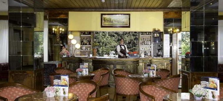 Grand Hotel Del Parco: Bar PESCASSEROLI - L\'AQUILA - Abruzzo