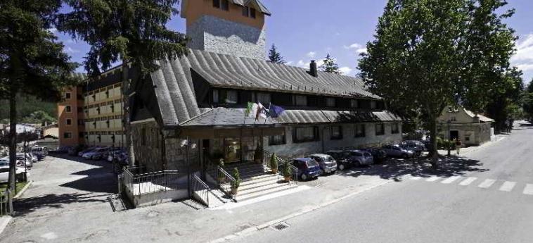 Grand Hotel Del Parco: Exterior PESCASSEROLI - L\'AQUILA - Abruzzo