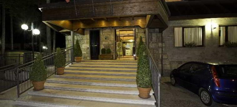 Grand Hotel Del Parco: Lobby PESCASSEROLI - L\'AQUILA - Abruzzo