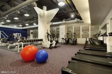 Hotel Loews: Centro Fitness PHILADELPHIA (PA)