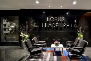 Hotel Loews: Lobby PHILADELPHIA (PA)