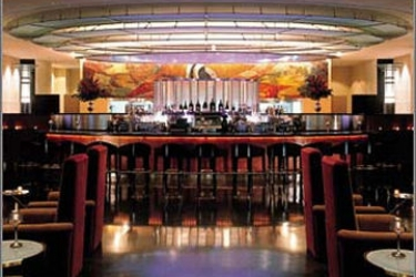 Hotel Loews: Lounge Bar PHILADELPHIA (PA)