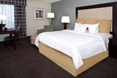 Hotel Courtyard Philadelphia City Avenue: Lounge Bar PHILADELPHIA (PA)