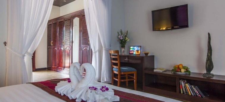 King Grand Suites Boutique Hotel: Room - Double PHNOM PENH