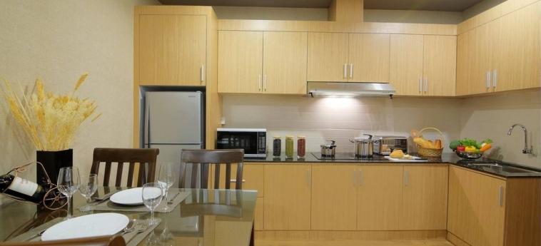 Anik Boutique Hotel & Spa On Norodom Blvd: Cocina PHNOM PENH