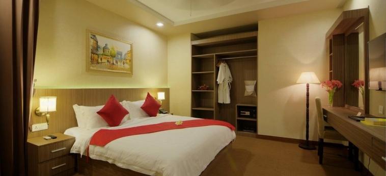 Anik Boutique Hotel & Spa On Norodom Blvd: Detalle PHNOM PENH