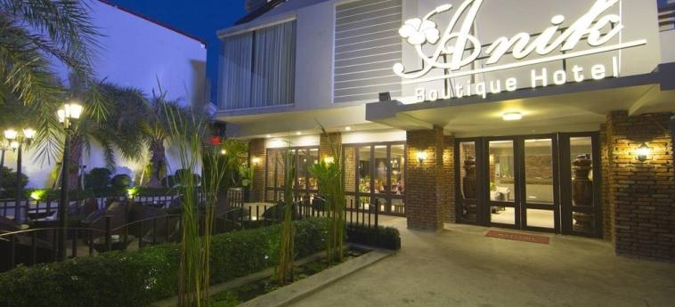 Anik Boutique Hotel & Spa On Norodom Blvd: Exterior PHNOM PENH