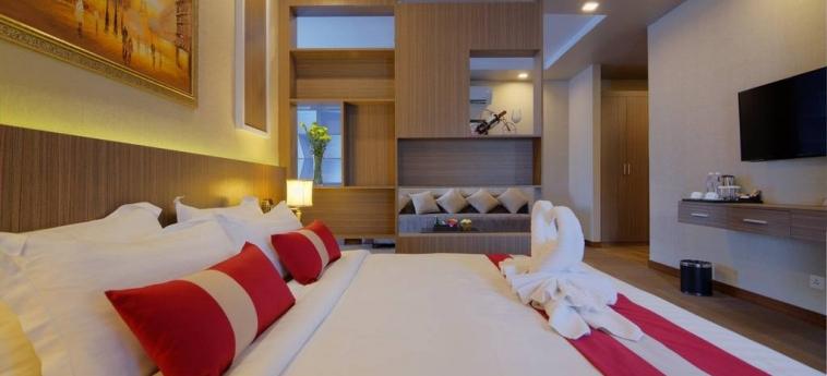 Anik Boutique Hotel & Spa On Norodom Blvd: Habitación PHNOM PENH