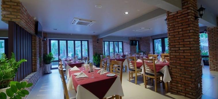 Anik Boutique Hotel & Spa On Norodom Blvd: Restaurante PHNOM PENH