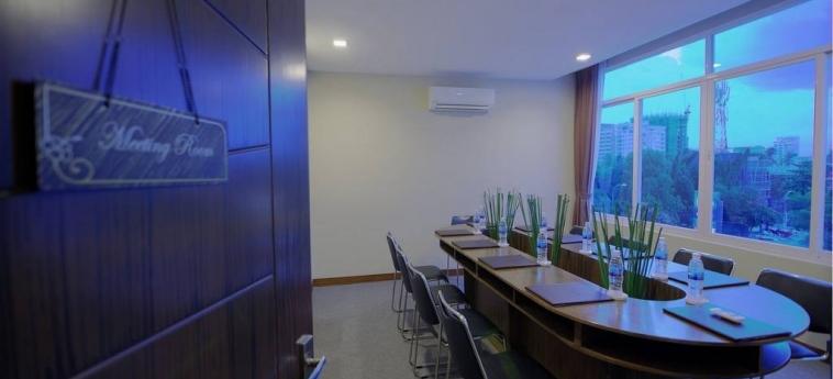 Anik Boutique Hotel & Spa On Norodom Blvd: Sala Reuniones PHNOM PENH