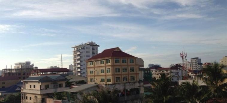 Homeland Guesthouse: Lobby PHNOM PENH