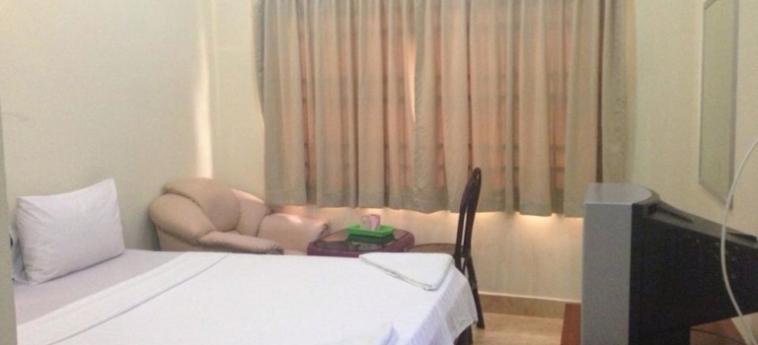 Homeland Guesthouse: Villa PHNOM PENH