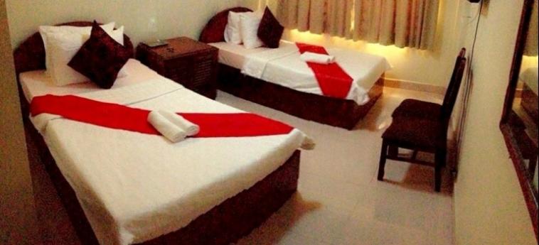 Homeland Guesthouse: Zona Pranzo PHNOM PENH