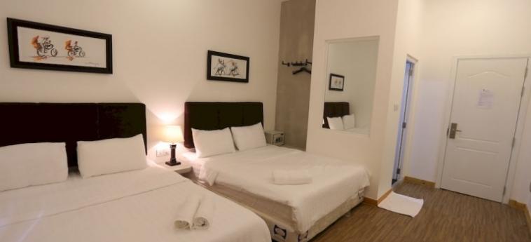 Hotel Lance Court: Appartement PHNOM PENH