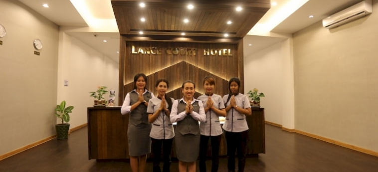 Hotel Lance Court: Badezimmer PHNOM PENH