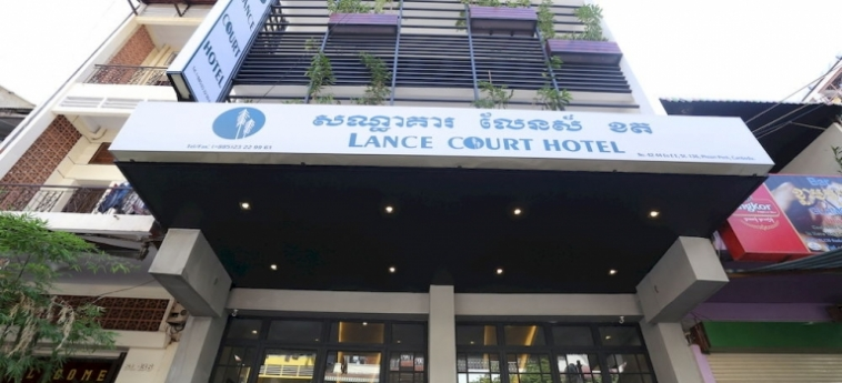 Hotel Lance Court: Budget Room PHNOM PENH