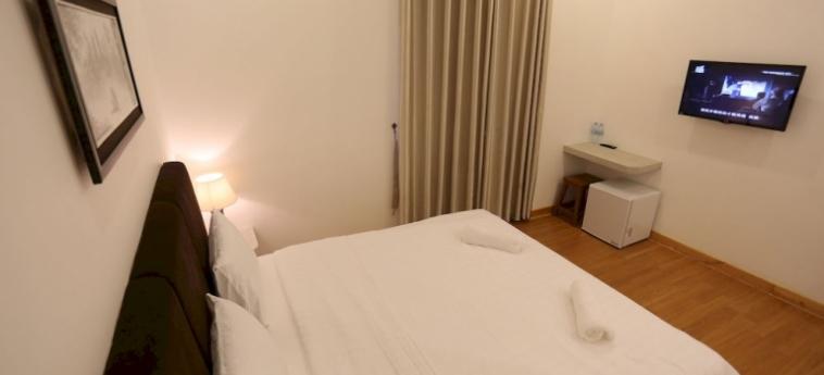Hotel Lance Court: Bungalow PHNOM PENH
