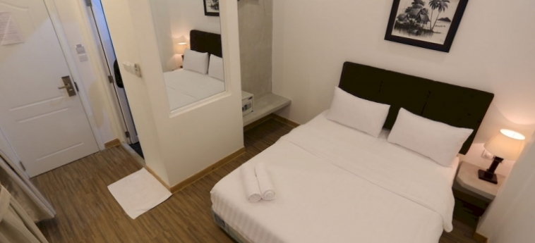 Hotel Lance Court: Dining Area PHNOM PENH