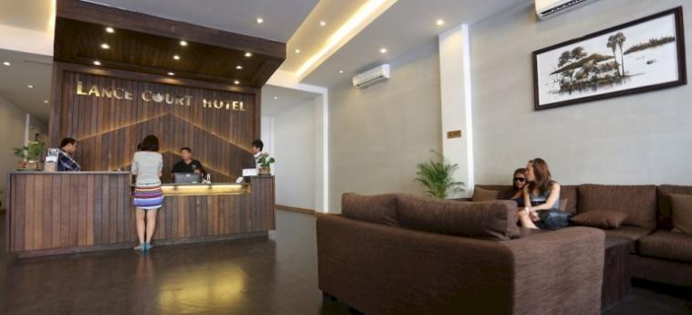 Hotel Lance Court: Dormitory 4 Pax PHNOM PENH