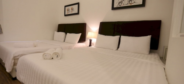 Hotel Lance Court: Familienzimmer PHNOM PENH