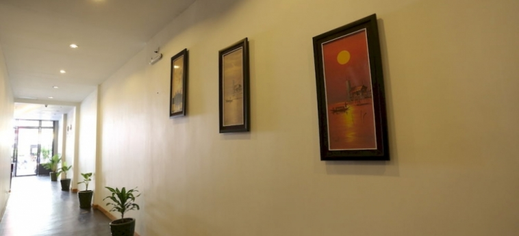 Hotel Lance Court: Imperial Suite PHNOM PENH
