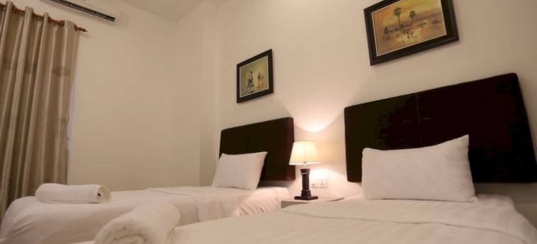 Hotel Lance Court: Lobby PHNOM PENH