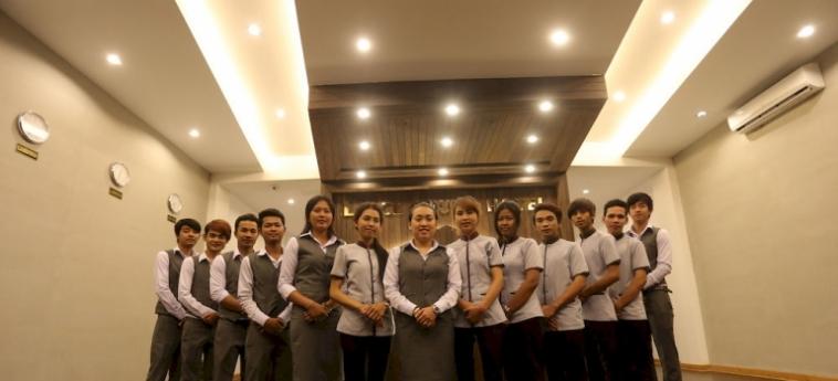 Hotel Lance Court: Park PHNOM PENH