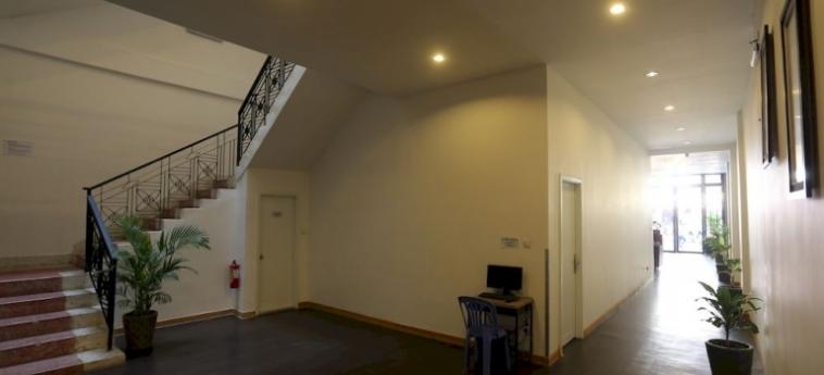 Hotel Lance Court: Reception PHNOM PENH