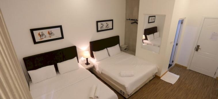 Hotel Lance Court: Sauna PHNOM PENH