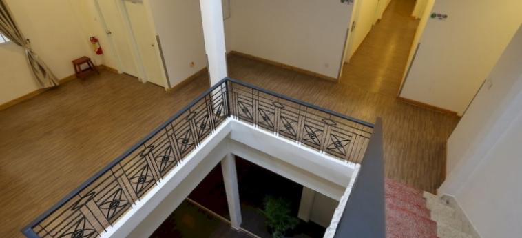 Hotel Lance Court: Schlafzimmer PHNOM PENH