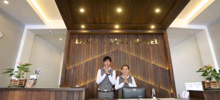 Hotel Lance Court: Superior Bathroom PHNOM PENH