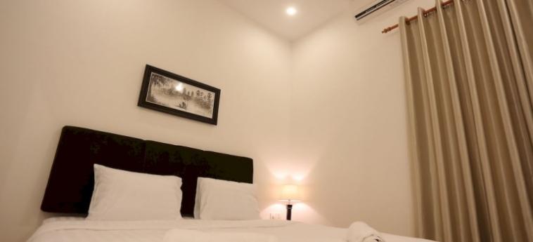 Hotel Lance Court: Villa detail PHNOM PENH