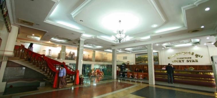 Hotel Lucky Star: Lobby PHNOM PENH