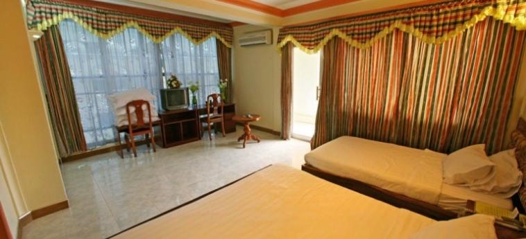 Hotel Lucky Star: Hotel Position PHNOM PENH