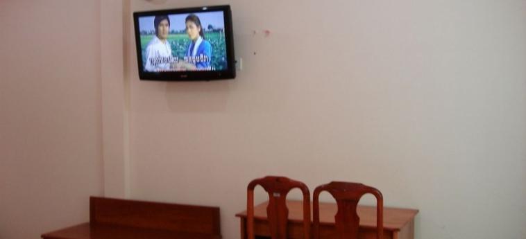 Hotel Lucky Star: Room - Double PHNOM PENH