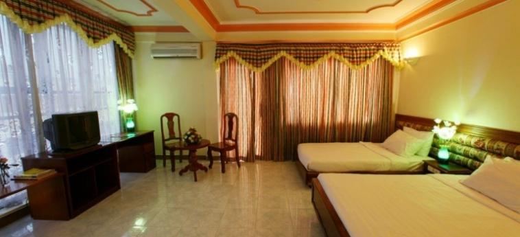 Hotel Lucky Star: Sauna PHNOM PENH