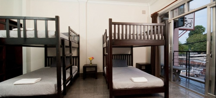 Hotel Me Mates Place: Sala Reuniones PHNOM PENH