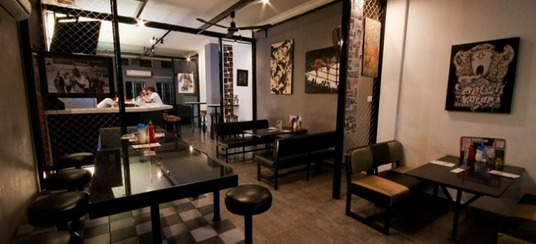 Hotel Me Mates Place: Ristorante PHNOM PENH