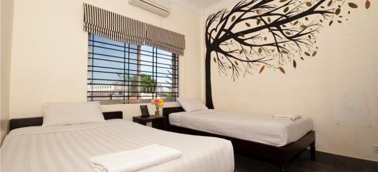 Hotel Me Mates Place: Salle de Gym PHNOM PENH