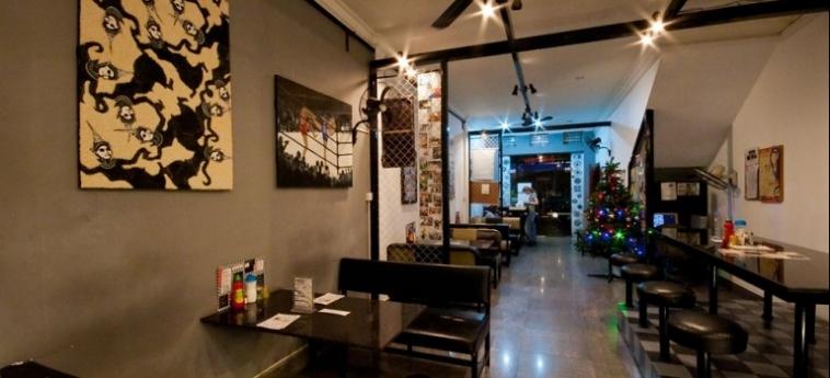 Hotel Me Mates Place: Restaurant PHNOM PENH